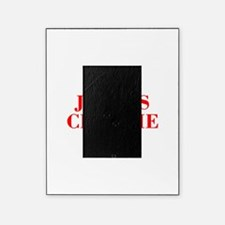 Je suis Charlie-Bod red Picture Frame