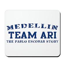 Team Ari - Medellin Mousepad
