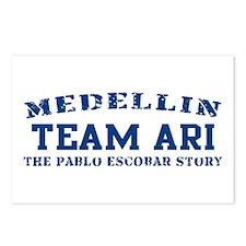 Team Ari - Medellin Postcards (Package of 8)