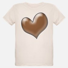 Chocolate Heart T-Shirt