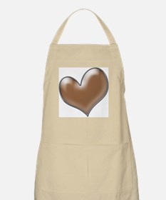 Chocolate Heart Apron