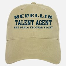 Talent Agent - Medellin Baseball Baseball Cap