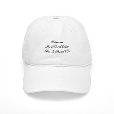 Delmarva - Not A State Baseball Baseball Cap