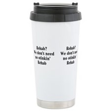 Cute Drug humor Travel Mug