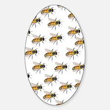 Swarm Sticker (Oval)