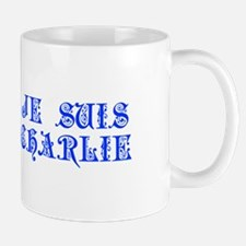 Je suis Charlie-Pre blue Mugs