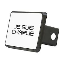 Je suis Charlie-Sav black Hitch Cover