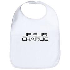 Je suis Charlie-Sav black Bib