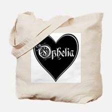 Heart Ophelia Tote Bag