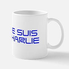 Je suis Charlie-Sav blue Mugs