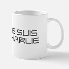 Je suis Charlie-Sav gray Mugs