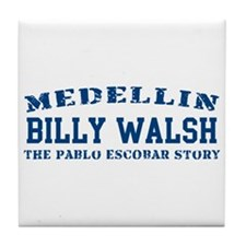 Billy Walsh - Medellin Tile Coaster