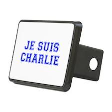 Je suis Charlie-Var blue Hitch Cover