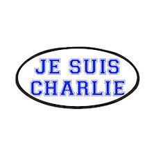 Je suis Charlie-Var blue Patches