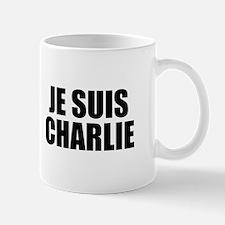 Je suis Charlie-Imp black Mugs