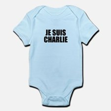 Je suis Charlie-Imp black Body Suit