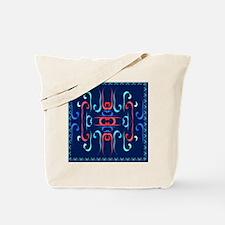 Elegant Streamers Tote Bag