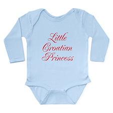 Little Croatian Princess Body Suit