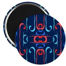 Elegant Streamers Magnets