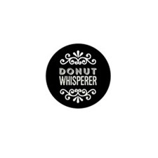Donut Whisperer Mini Button