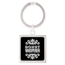 Donut Whisperer Keychains