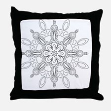 Unique Color your own Throw Pillow