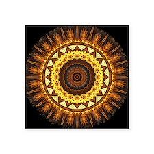 del Sol Mandala Sticker