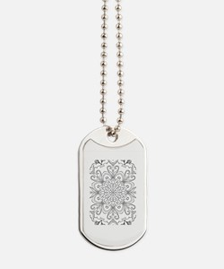 Funny Color Dog Tags