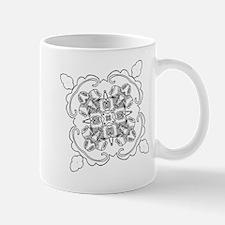 Funny Color your own Mug