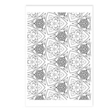 Color your own Postcards (Package of 8)