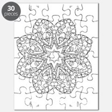 Funny Coloring Puzzle