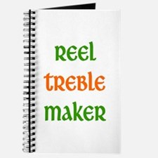 Reel Treble Maker Dance Journal