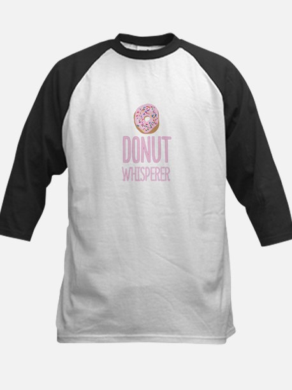 Donut Whisperer Baseball Jersey