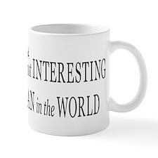 2nd Most Interesting Man Mugs