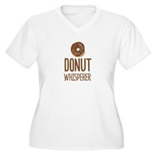 Donut Whisperer Plus Size T-Shirt