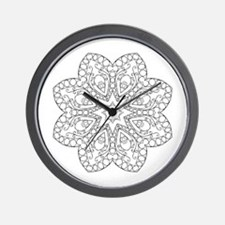 Beautiful and Meditative Zen Designs Wall Clock