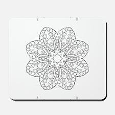 Beautiful and Meditative Zen Designs Mousepad