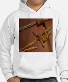Rusty Barbed Wire Hoodie