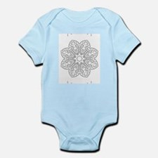 Beautiful and Meditative Zen Designs Body Suit