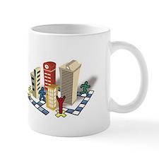 Urban Adventure Quest Logo Small Mugs