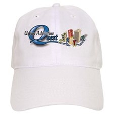 Urban Adventure Quest Logo Baseball Cap