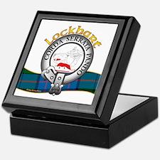 Lockhart Clan Keepsake Box