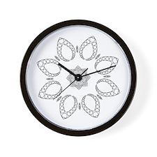 Beautiful and Meditative Zen Designs Wall Clock