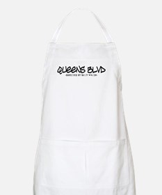 Queens Blvd Billy Walsh BBQ Apron