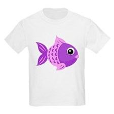 Purple Fish T-Shirt