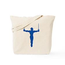 Rings Gymnast Tote Bag