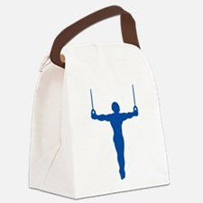 Rings Gymnast Canvas Lunch Bag