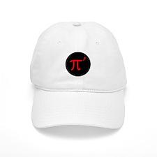 """Pi prime"" Pirate Logo Baseball Cap"