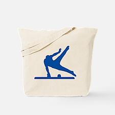Pommel Horse Tote Bag