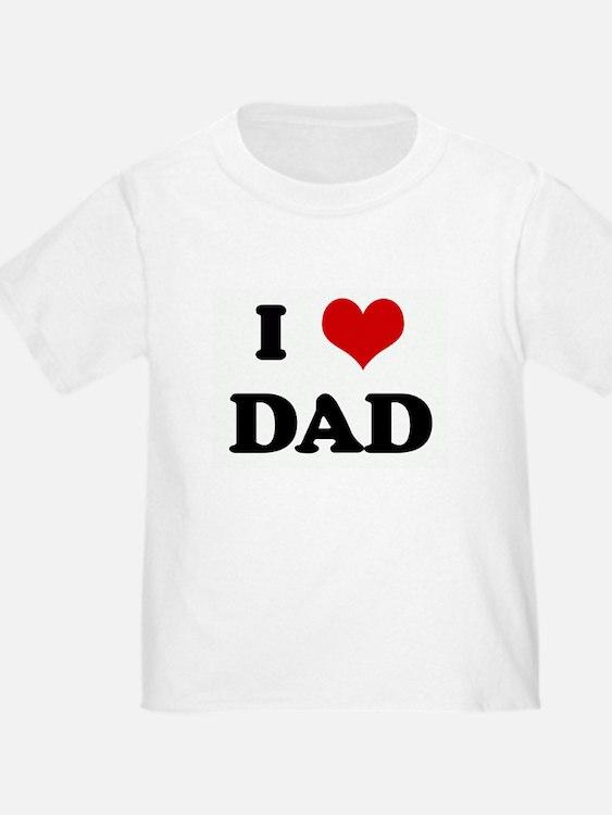 I Love DAD T